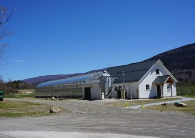 Hildene Greenhouse