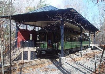 Hildene Pullman Station