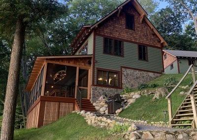 Lake Dunmore Residence