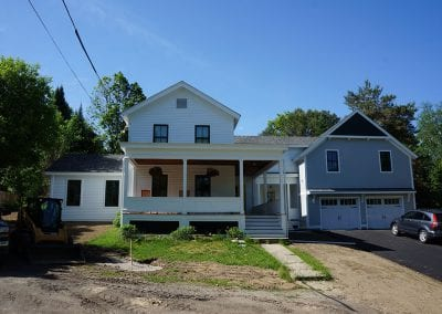North Bennington Residence