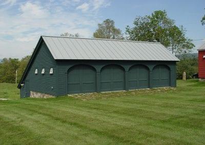 Shaftsbury Barn